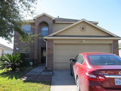 Houston Single Family Home For Sale: 19011 Desert Marigold Drive