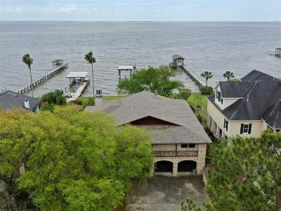 La Porte Single Family Home For Sale: 2 Bay Harbor Drive