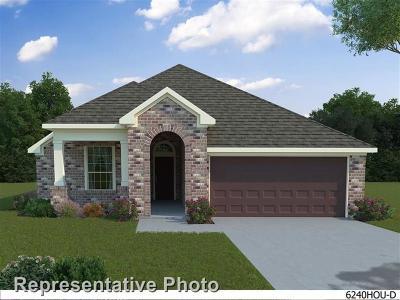 Katy Single Family Home For Sale: 2407 Elmwood Trail