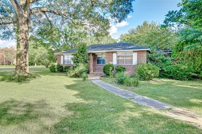 Katy Single Family Home For Sale: 5707 Morton Road