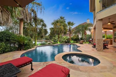 Houston Single Family Home For Sale: 19019 Tebroc Court