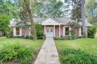 Briargrove Park Single Family Home For Sale: 10103 Holly Springs Drive