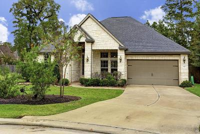 Montgomery Single Family Home For Sale: 142 Blacktail Place