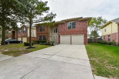 Tomball Single Family Home For Sale: 11530 Socorro Lane