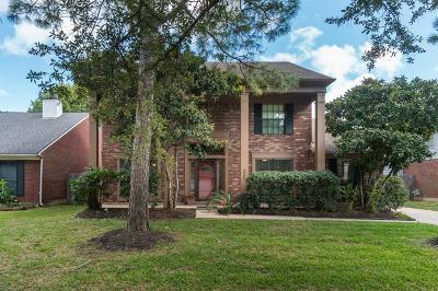 League City Single Family Home For Sale: 140 Hidden Lake Drive