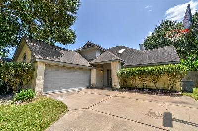 Katy Single Family Home For Sale: 19911 Hoppers Creek Drive