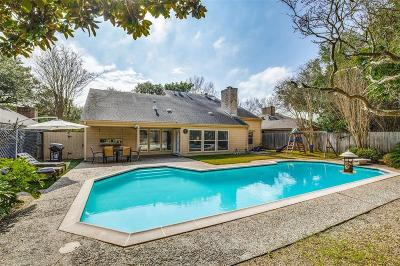 Houston Single Family Home For Sale: 12322 Burgoyne Drive