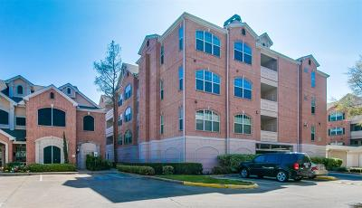 Houston Condo/Townhouse For Sale: 2111 Welch Street #B111