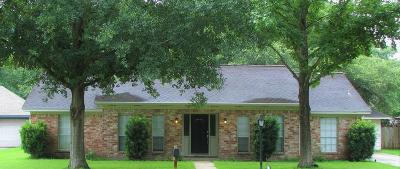 Houston Single Family Home For Sale: 13011 Bexhill Drive