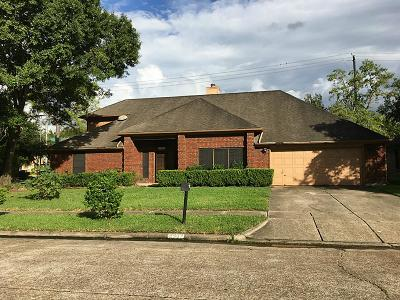Friendswood Single Family Home For Sale: 2507 Forge Stone Drive