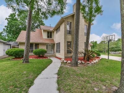Baytown Single Family Home For Sale: 3507 Savell Drive