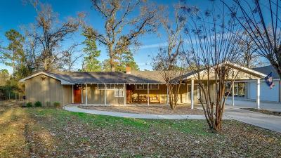 Hockley Single Family Home For Sale: 26032 Pine Oak Drive