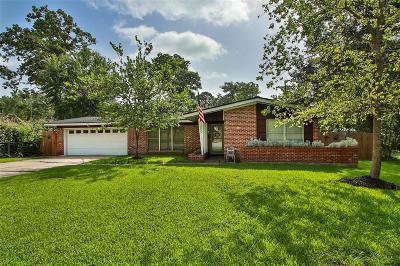 Conroe Single Family Home For Sale: 1500 N San Jacinto Street