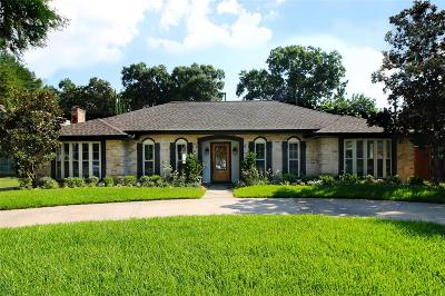 Houston Single Family Home For Sale: 12306 Lanny Lane