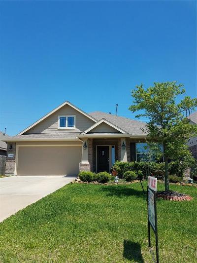 Rosharon Single Family Home For Sale: 4423 Apple Point Lane