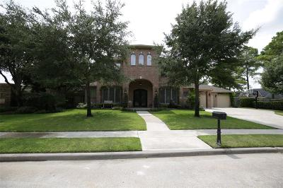 Katy Single Family Home For Sale: 4818 Rose Canyon Ln