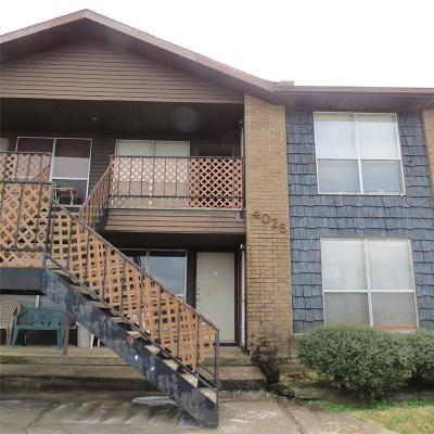 Dickinson, Friendswood Rental For Rent: 4025 Briar Hollow #4