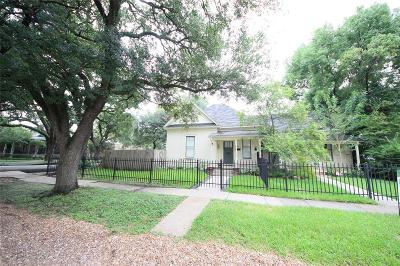 Houston Multi Family Home For Sale: 301 E 15th Street