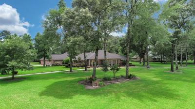 Magnolia Single Family Home For Sale: 2 Oak Crest Circle