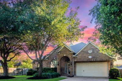Missouri City Single Family Home For Sale: 6818 Caravel Lane