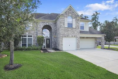 Spring Single Family Home For Sale: 6303 Quiet Pointe Drive