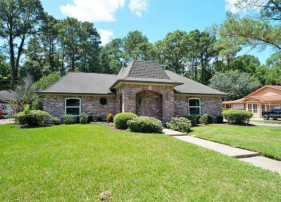 Dickinson Single Family Home For Sale: 412 Sherwood Forest Dr Drive