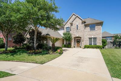 Sugar Land Single Family Home For Sale: 5711 Bahama Cove Court