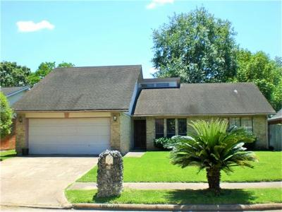 Channelview Single Family Home For Sale: 14910 Ferness Lane