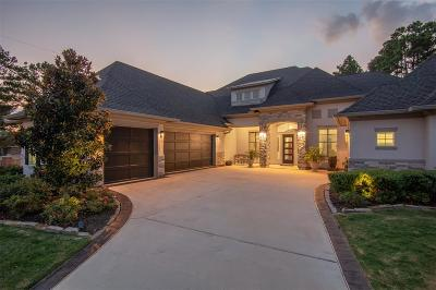 Montgomery Single Family Home For Sale: 118 Bentwater Bay Court