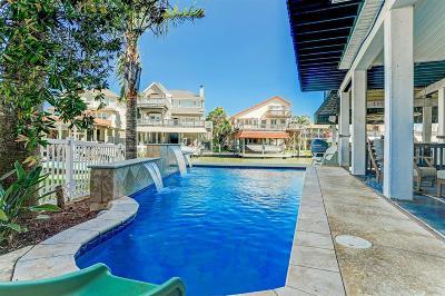 Tiki Island Single Family Home For Sale: 107 Tamana Drive