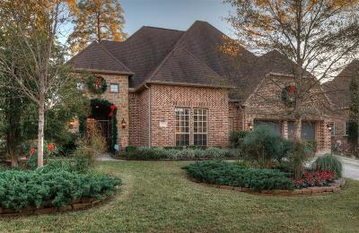 The Woodlands Single Family Home For Sale: 23 Vintage Path Place
