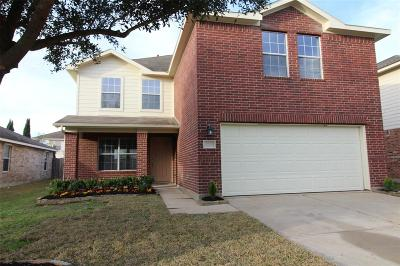 Katy Single Family Home For Sale: 20730 Dewberry Creek Lane