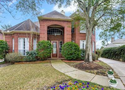 Houston TX Single Family Home For Sale: $499,999