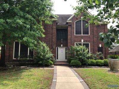 Cypress Single Family Home For Sale: 15226 Redbud Leaf Lane
