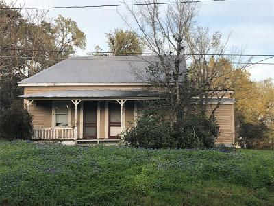Fayette County Single Family Home For Sale: 712 N Jefferson Street