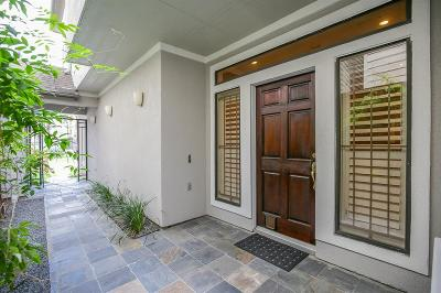 Rice Military Condo/Townhouse For Sale: 5303 Blossom Street #2