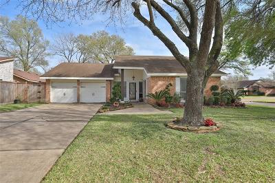 Houston Single Family Home For Sale: 231 Saint Finans Way