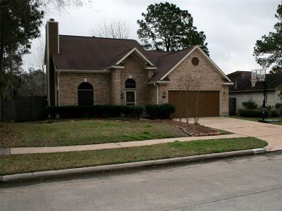 Humble TX Single Family Home For Sale: $165,000