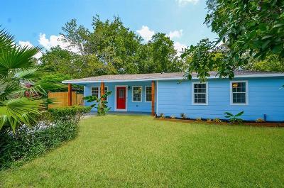 Houston Single Family Home For Sale: 6143 Cavanaugh Street
