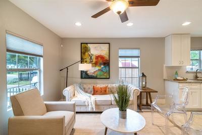 Houston Single Family Home For Sale: 1003 Woodard Street