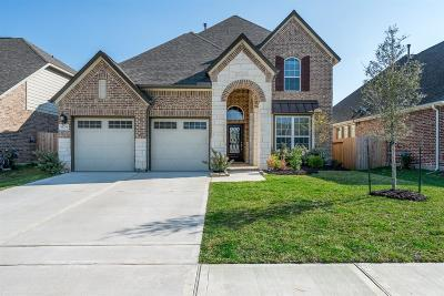 Cypress Single Family Home For Sale: 14714 Cypresswood Springs Lane