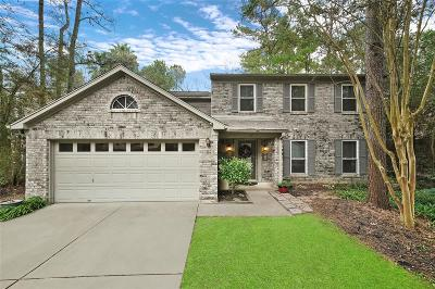 The Woodlands Single Family Home For Sale: 22 Sylvan Forest Drive