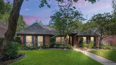 Kingwood Single Family Home For Sale: 3307 Woodland View Drive