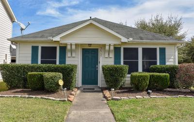 Katy Single Family Home For Sale: 20727 Patriot Park Lane