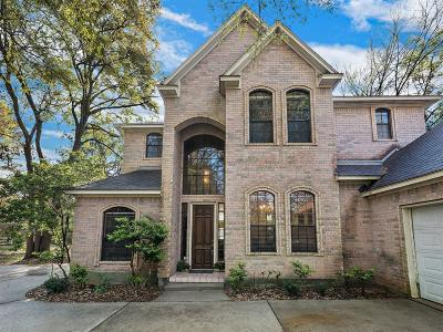 Conroe TX Single Family Home For Sale: $325,000