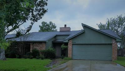 Sugar Land Single Family Home For Sale: 2726 Mesquite Drive