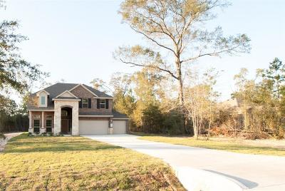 Conroe Single Family Home For Sale: 9138 Fallow Deer Drive