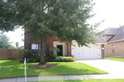 Deer Park Single Family Home For Sale: 2206 Neches Drive