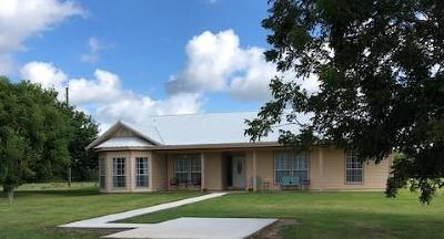Wharton County Farm & Ranch For Sale: 10025 County Rd 160 County Rd 160 Road