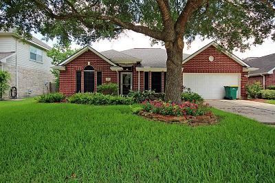 Pearland Single Family Home For Sale: 1031 E Hampton Drive